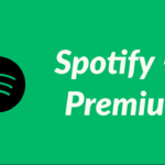Spotify Premium App free on iOS