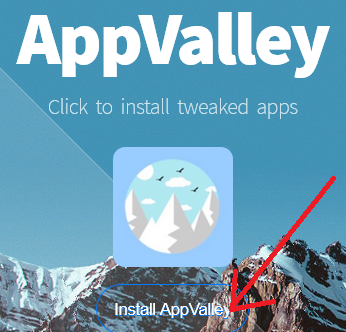 install appvalley