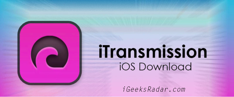 iTransmission Download iOS