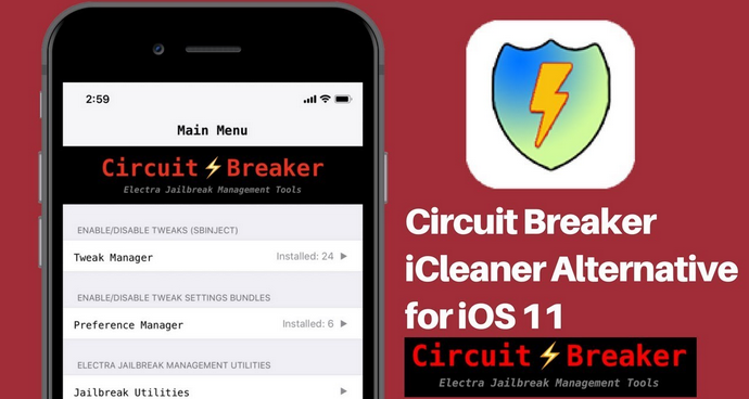 Install Circuit Breaker For iOS