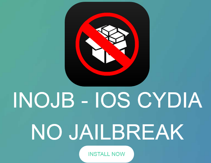 Install iNoJB for iOS 11