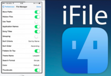 iFile Download for iOS