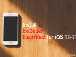 ext3nderelectrified