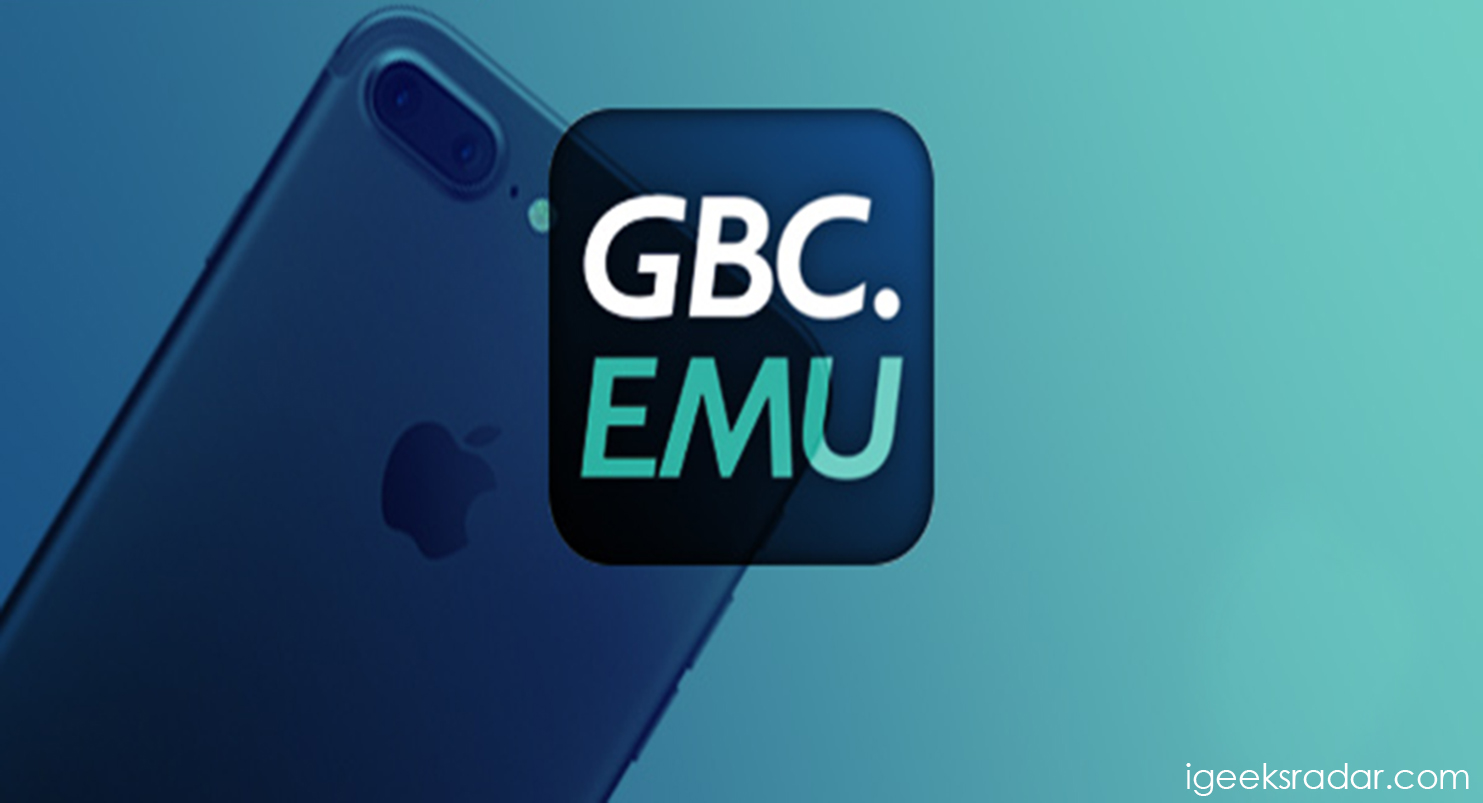 Download GBC. Emu for iOS devices
