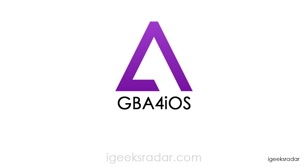 Download GBA4iOS iOS