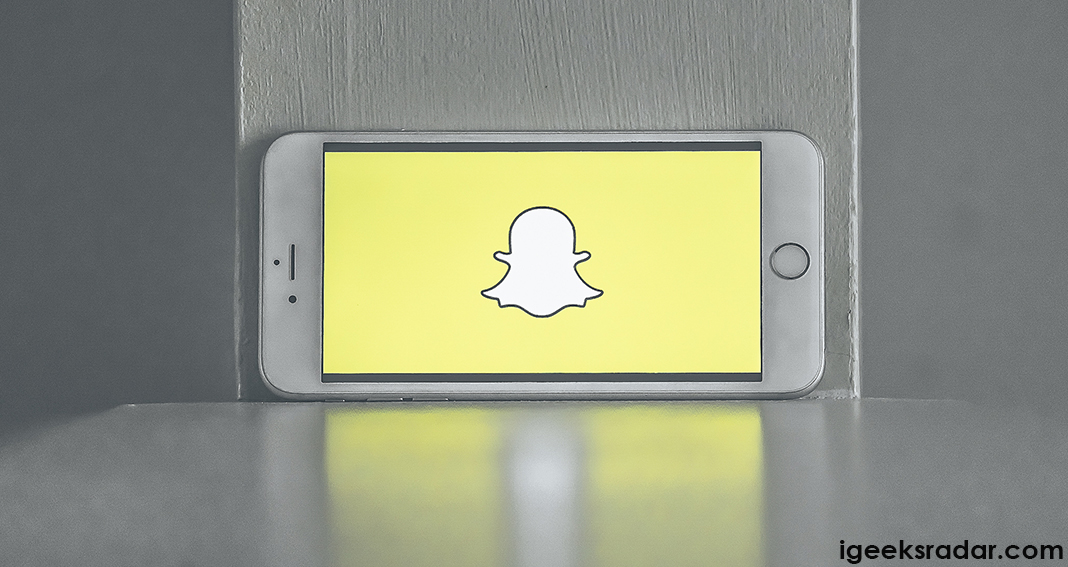 Snapchat for iOS devices