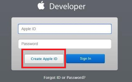 Make a Free Apple ID