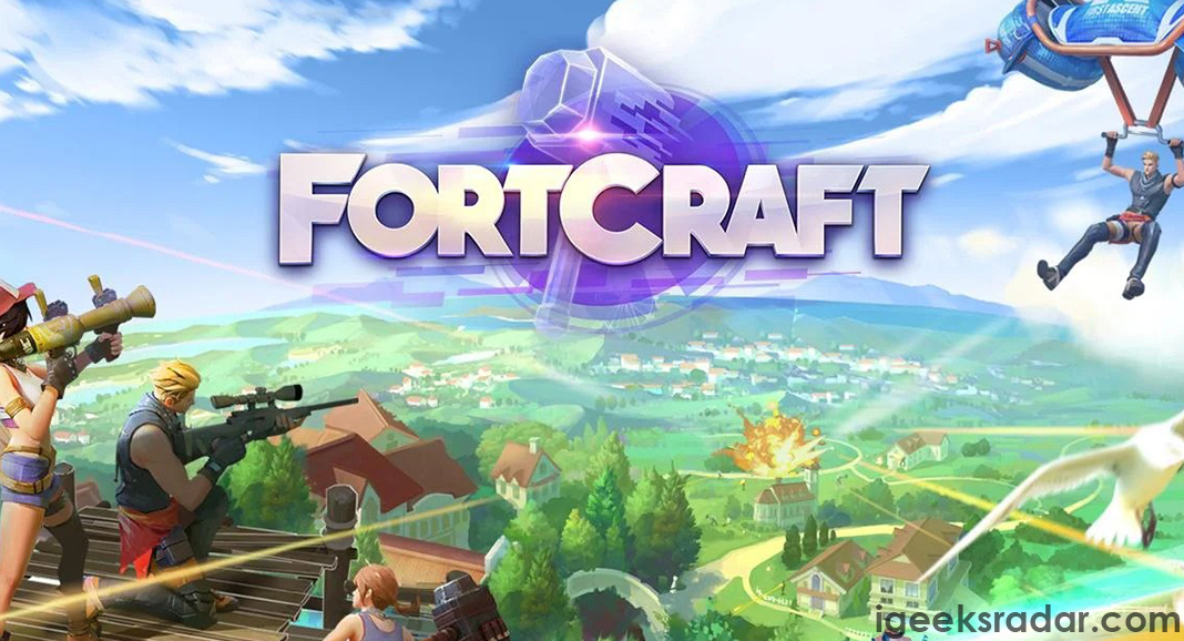 download fortcraft iOS latest