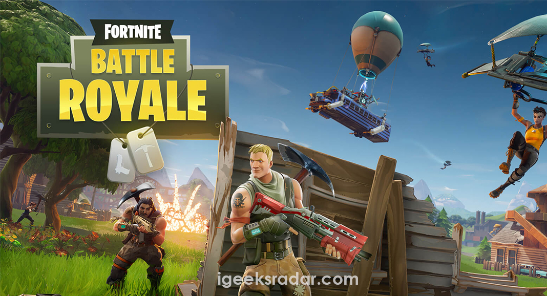Fortnite Battle Royale Failed to Login PS4, XBox One & PC