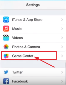 how to create new game center account on iphone