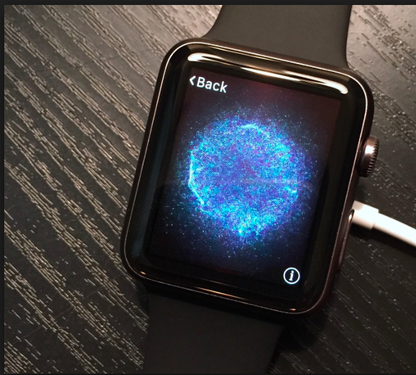 WatchOS 5 Beta Updates on Apple Watch