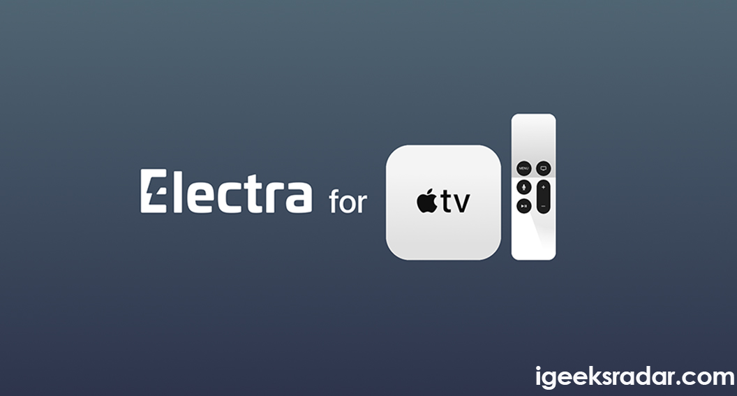 electra jailbreak for tvOS 11.2-11.3