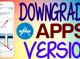 AppStore: Downgrade iOS Apps to previous versions