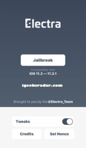 How to Jailbreak iOS 11.4 Beta using Electra Jailbreak without using PC - Step 6