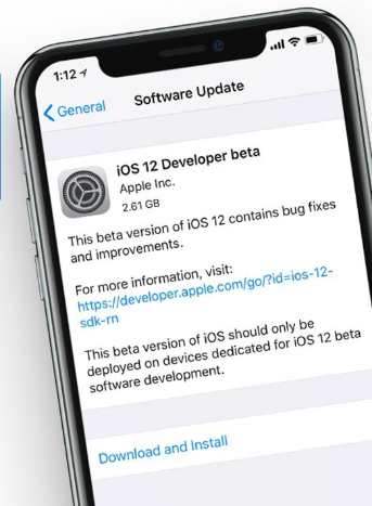 Download & Install iOS 12 Beta 6 Without Developer Account