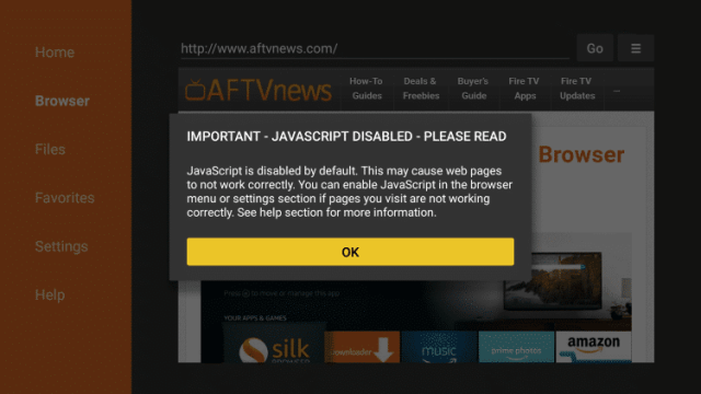 JavaScript is disabled