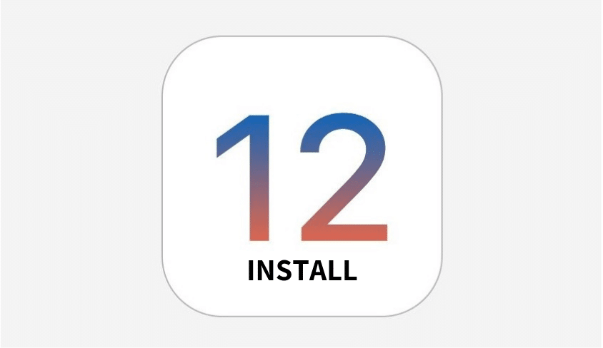 iOS 12 GM version released