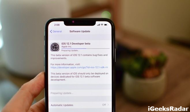 ios-12.1-beta-released
