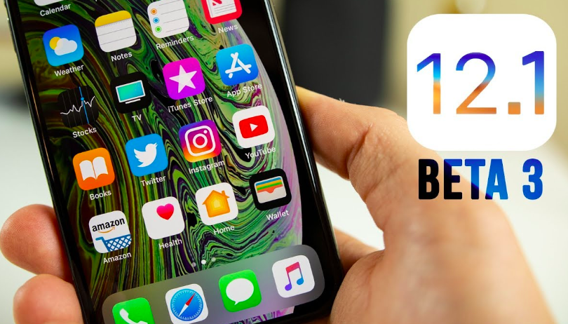 iOS 12.1 Beta 3 Update Download Now