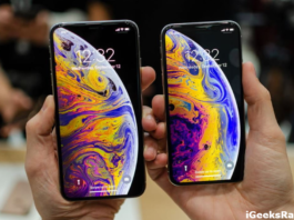 Apple Stops Signing iOS 12 Firmware