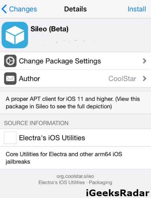 sileo-cydia-alternative-install