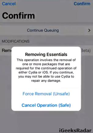 Released] Cydia Installer with Chimera Jailbreak Support