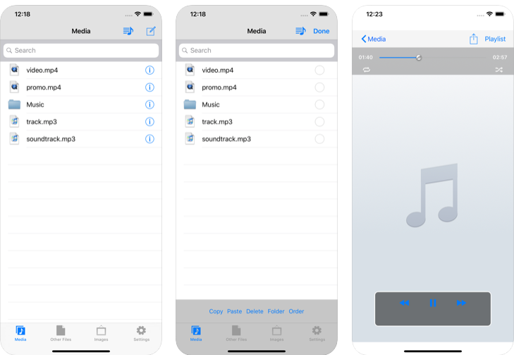 MyMedia Download Manager iOS
