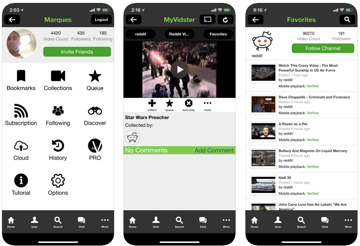 MyVidSter - Video Download for iPhone & iPad [2020]