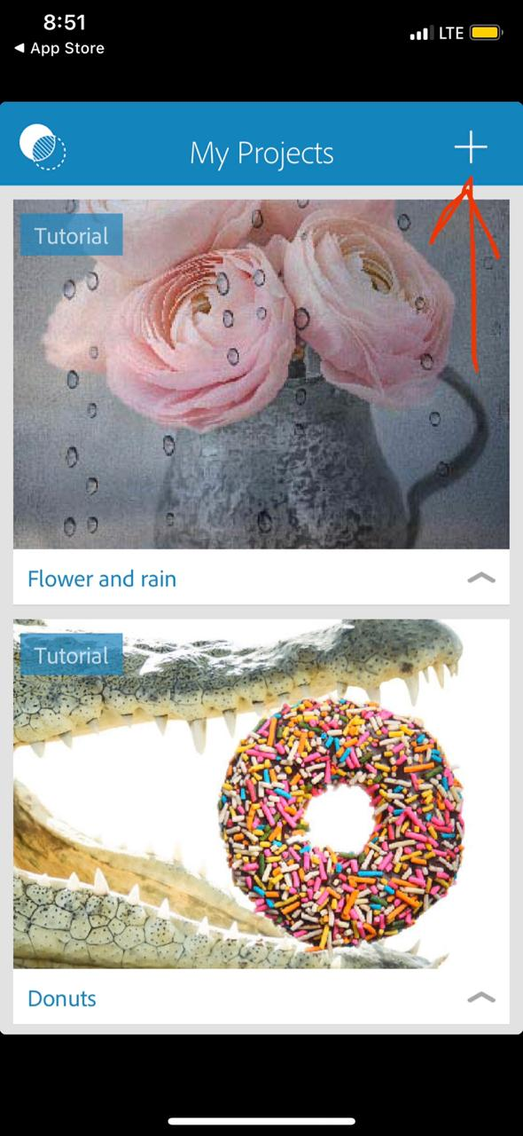 Photoshop Mix for iPhone