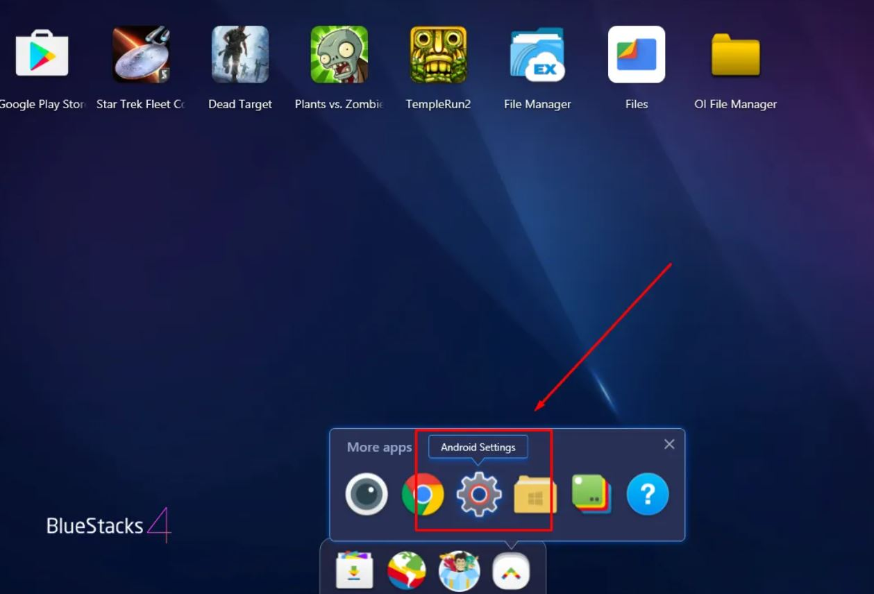 access-shared-folder-bluestacks-local-file