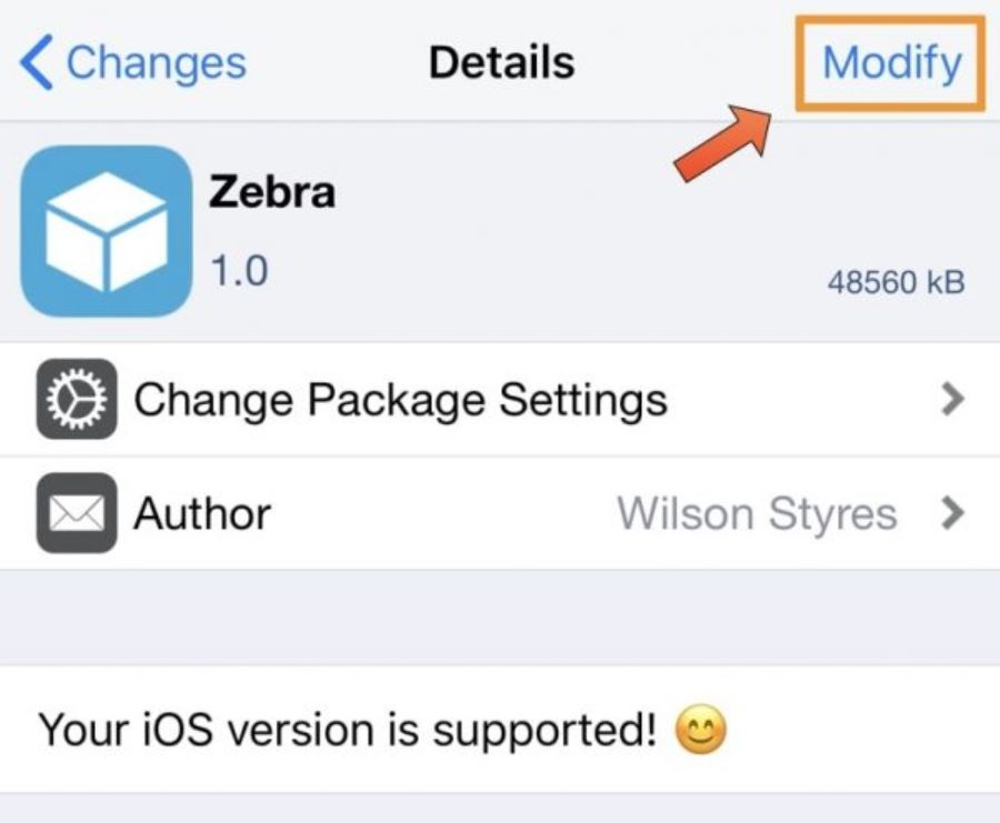 install-zebra-package-manager-ios